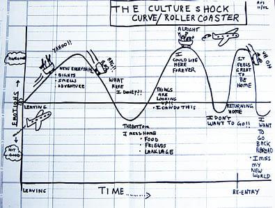 Culture Shock Roller Coaster