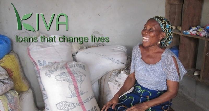 Kiva: Loans that change lives