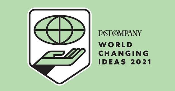 Fast Company World Changing Ideas Awards 2021 Logo