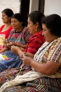 Maya Traditions Workers