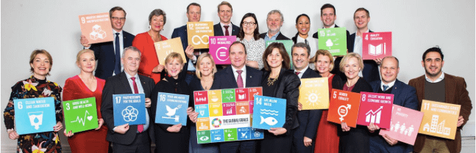 We can achieve the SDGs through politics if we work to shape it by the people and for the people.