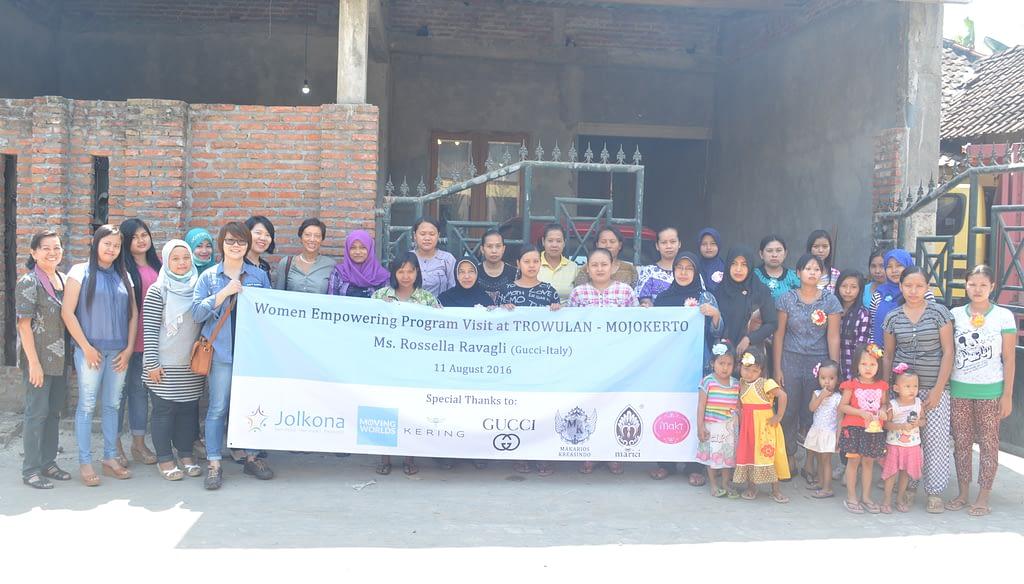 Rosella Experteering in Indonesia in 2016