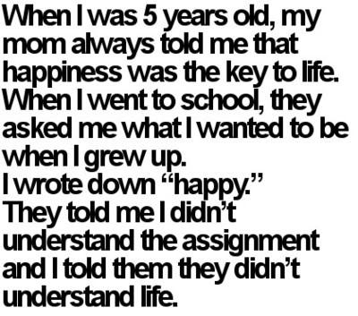 living-a-happy-life