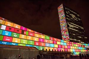 Sustainable-development-goals-building