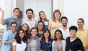 Global Fellows in Lisbon for MovingWorlds Institute Kickoff