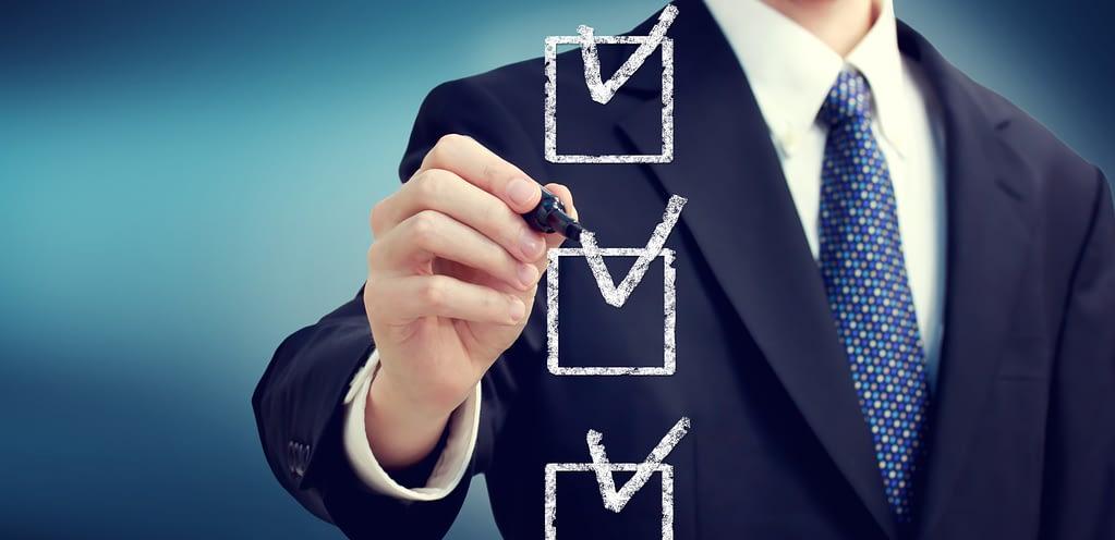Imaeg of business checklist