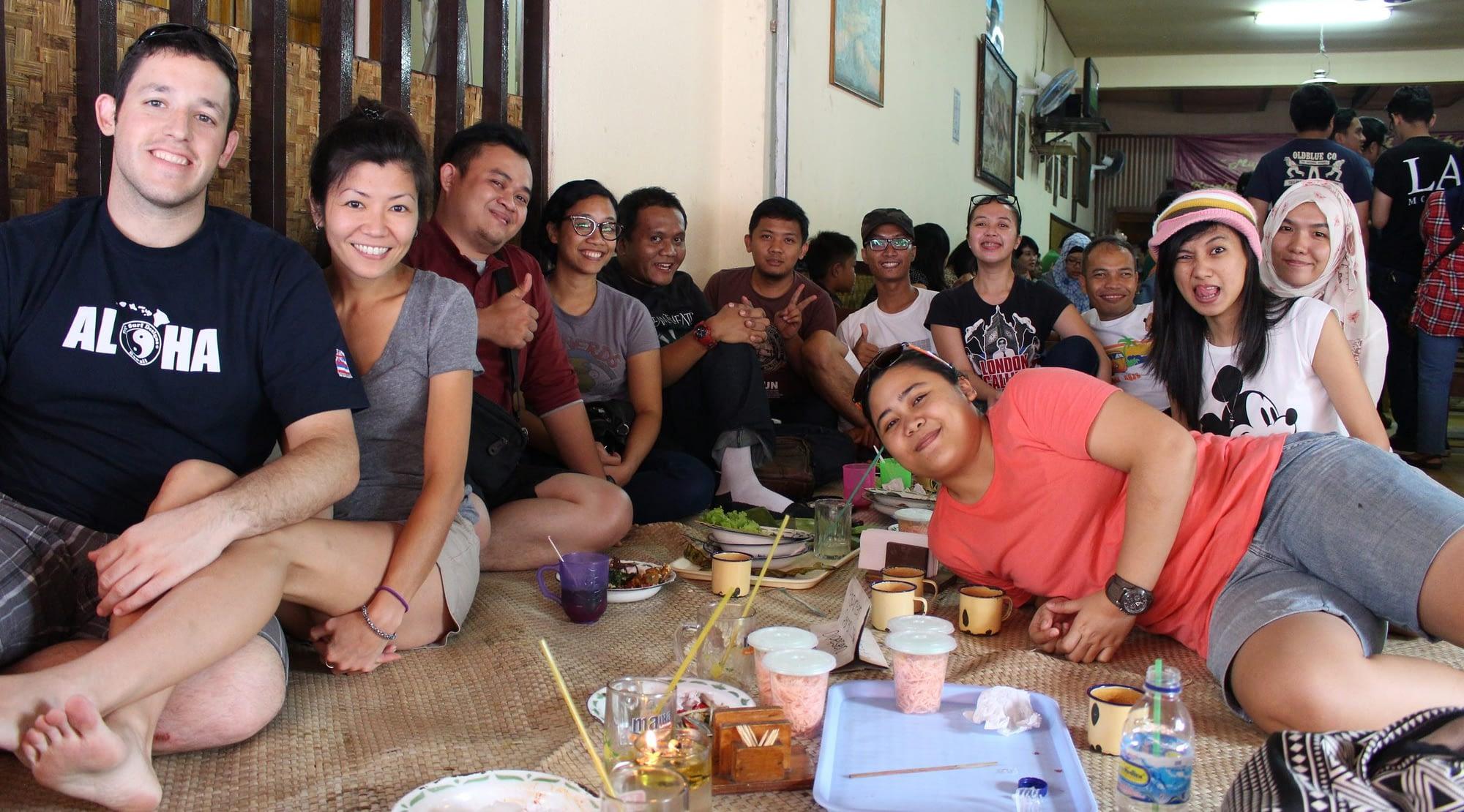 volunteering across cultures