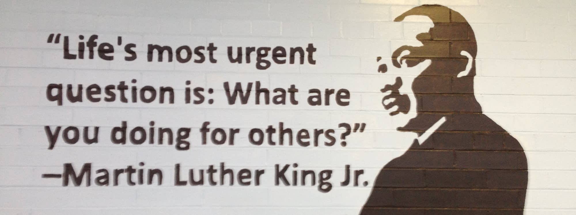Marther luther quote service