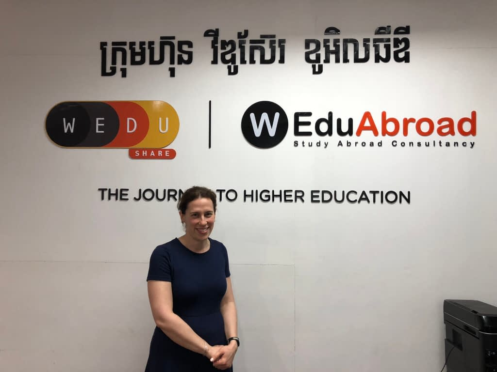 Leanne at WEduShare