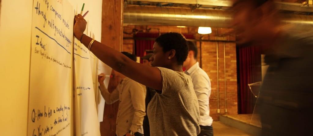 social entepreneur leadership photo credit to Ashoka